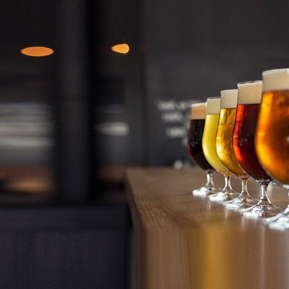 Motiv: Bier